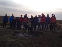 2328 (Bishops Cleeve) Sqn cadets end the year on the Cat's Back