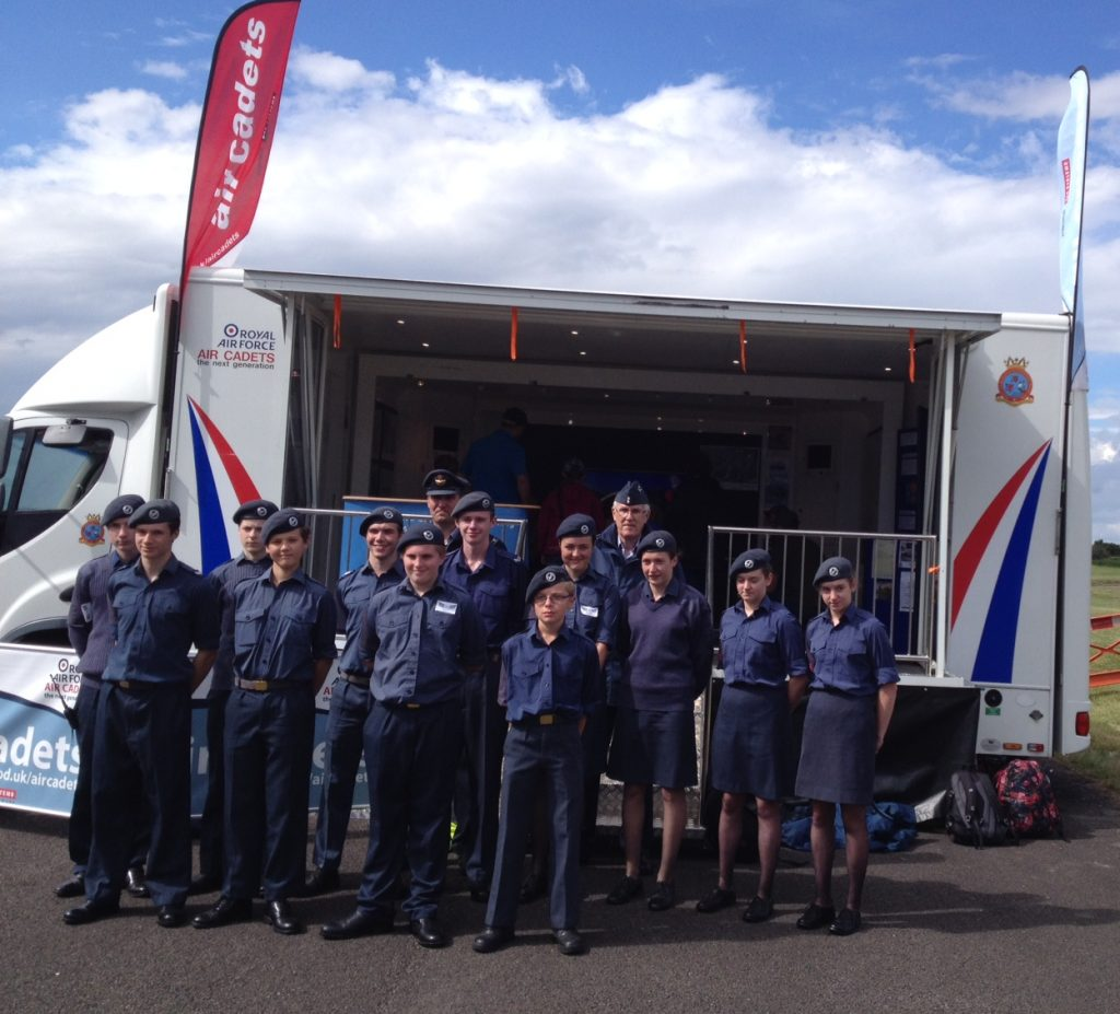 Gloucestershire Airport Charity Open Day 2017